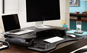 Best Sit/Stand Desktop Workstation