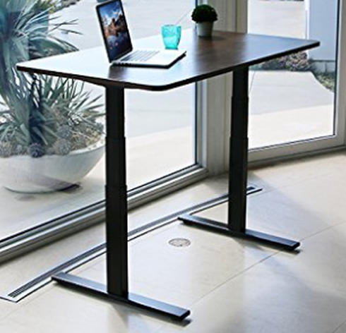 Autonomous Desk Review SitStand Desk Conversion