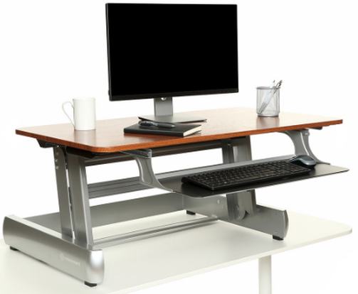 Sit Stand Desk Sit To Stand Desk Elevate Your Health