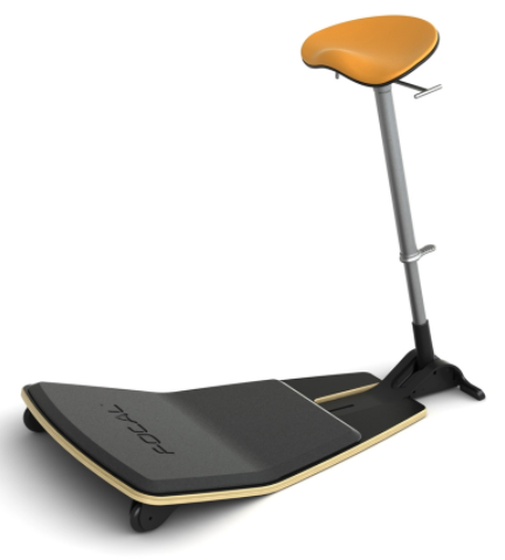 Focal Upright Chair