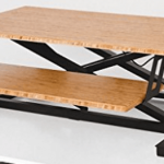 Fully Cooper Standing Desk Converter Review-One of the Best You Can Buy