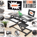 Stand Steady Hero 37 FlexPro Standing Desk Review